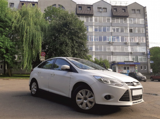 Ford Focus III седан МТ